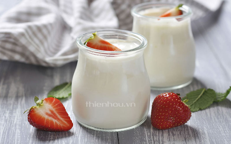 Lợi ích của sữa chua