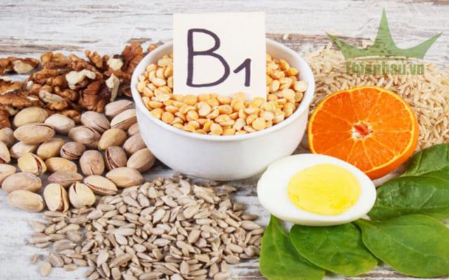 Vitamin B1 từ thiên nhiên