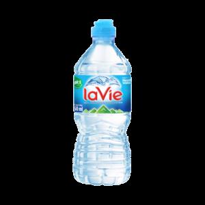 Nước khoáng LaVie nắp thể thao 750ml