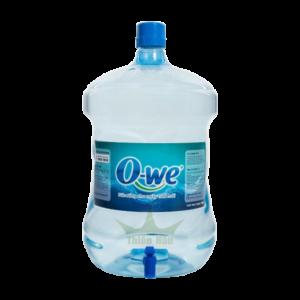 Nước tinh khiết OWe 19 lít